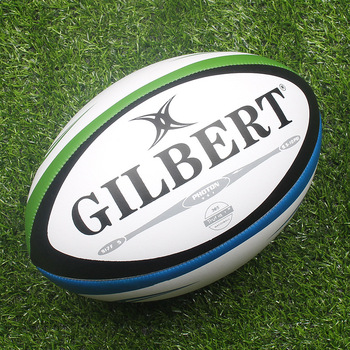 Factory Direct No. 5 Tournament Training Rugby British-Style Pu Rugby Wholesale Custom