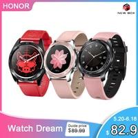 Honor Watch Dream Smart Watch Sport Sleep Run Cycling Swimming mountain GPS 1.2 AMOLED Color Screen