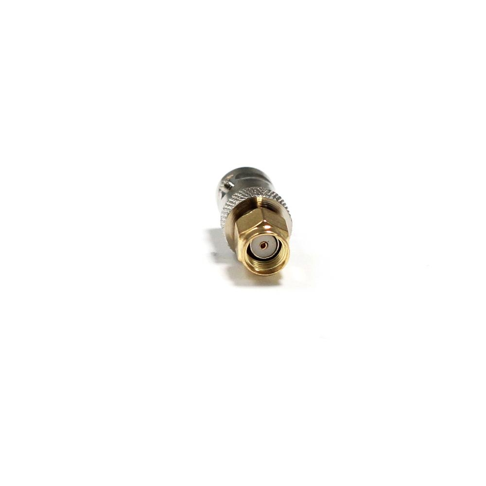 1pc NEW  BNC Female Jack to RP-SMA Male Plug RF Coax Adapter convertor  Straight  Goldplated wholesale