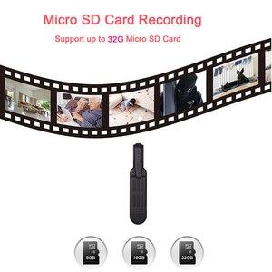 Image 5 - Mini Pen Camera Full HD 1080P Infrared Night Version Car Mini DVR Pocket Clip Camera Voice Video Recording Micro Camera