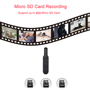 Image 5 - Mini stylo caméra Full HD 1080P infrarouge Version nuit voiture Mini DVR poche pince caméra voix vidéo enregistrement Micro caméra