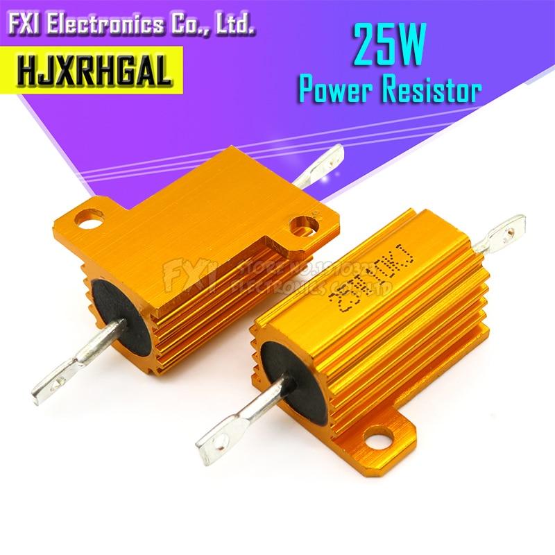 résistance 270 Ohm 0,25w LED LED à 9v 50 potentiomètres