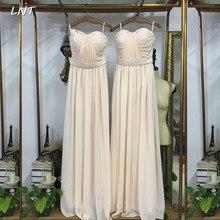 שרוולים קפלים ארוך שושבינה שמלה אלגנטי מקיר לקיר אורך פורמליות אירוע תחרות שמלה