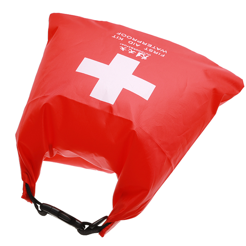 1.2L Waterproof First Aid Kit Bag Emergency Kits Case Emergency Medical Treatment Portable For Outdoor Camp Travel