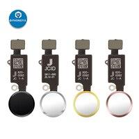 JC botón de inicio Universal Flex para iPhone 7 8 Plus Función de retorno inicio solución generación negro blanco oro rosa oro