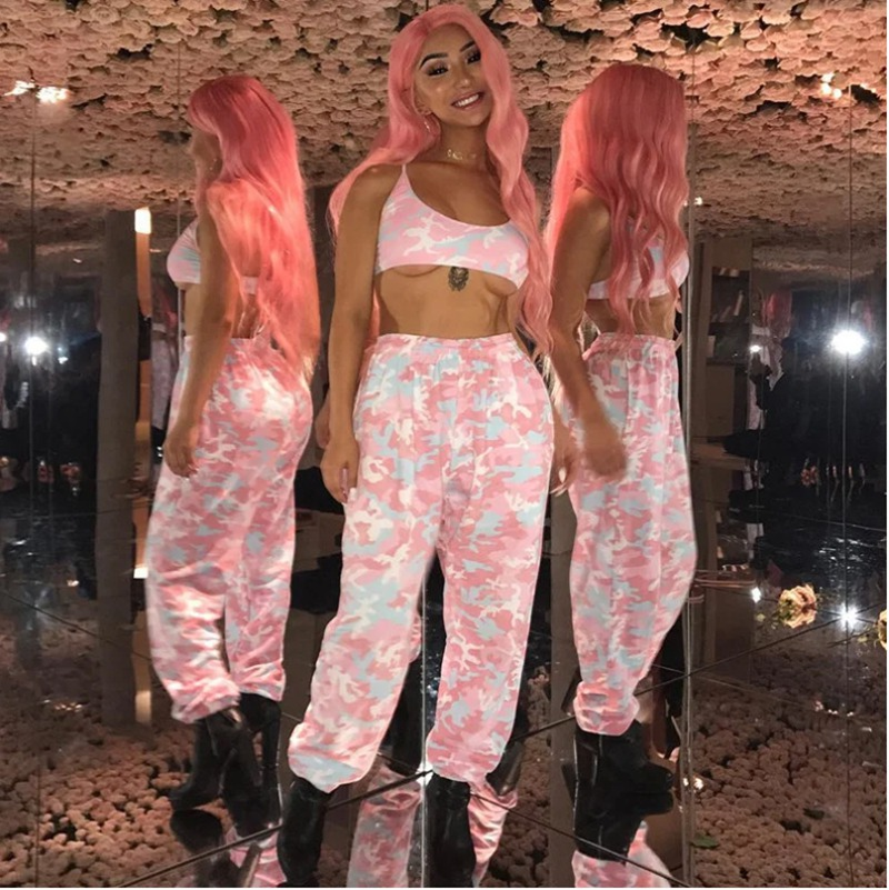 Women Trousers Plus Size High Waist Pants Harajuku Joggers Wide Leg SweatPants Streetwear Korean Casual Pant Femme Fall