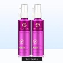 Haircube hızlı saç büyüme Serum esansiyel özü yağı Anti önleme saç gevşek sıvı hasarlı arıtma saç onarım saç bakımı