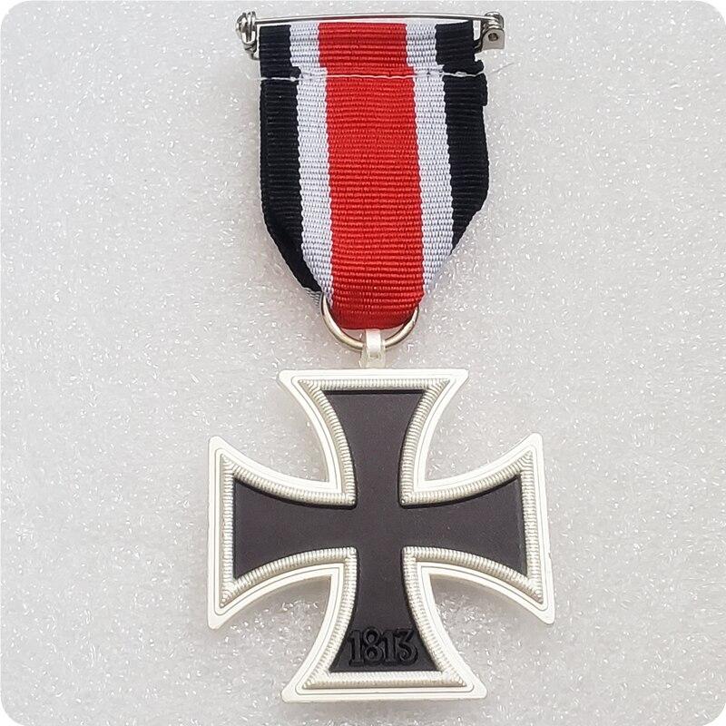 Германия 1939 Железный крест медаль значок 2-го класса с лентой