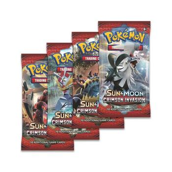Pokemon TCG: Sun & Moon-Crimson Invasion Booster Display Pack (36 Cards) 2