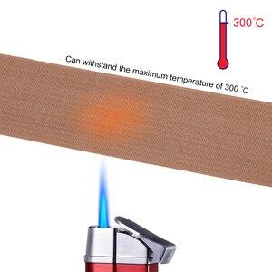 Image 2 - FOSHIO 5M PTFE 펠트 테이프 천으로 탄소 섬유 비닐 스퀴지 포장 자동차 플라스틱 스크레이퍼 수호자 창 색조 청소 도구