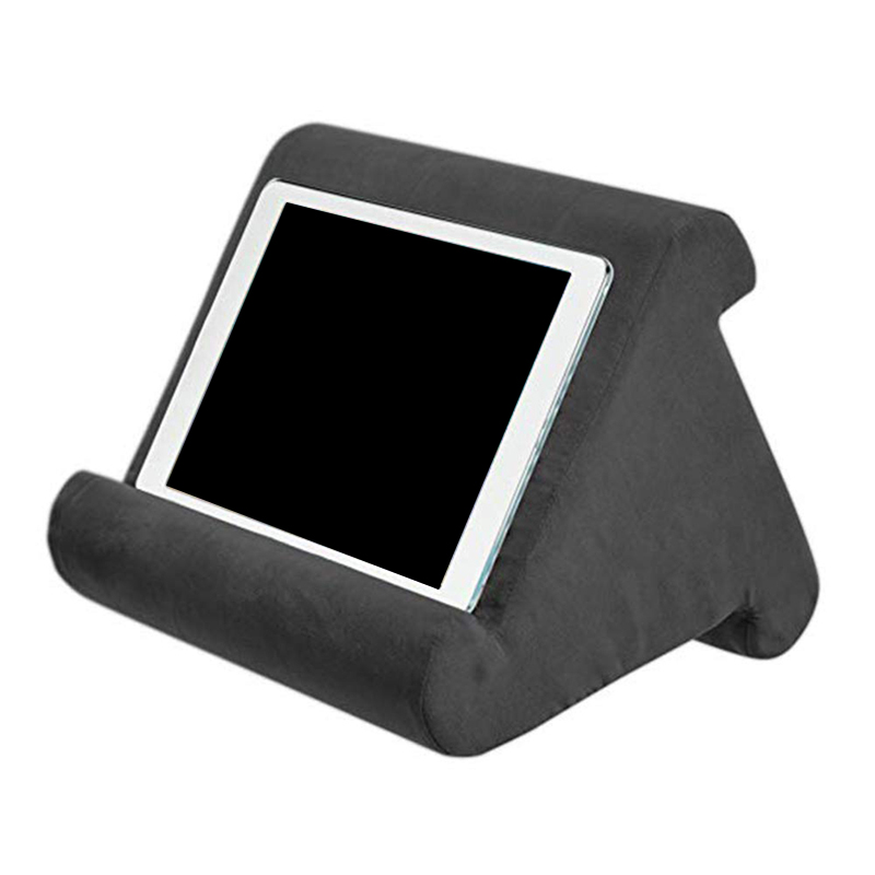Stand Book Household Tablet Pillow Holder  Rest Reading Support Cushion Bed Sofa Multi-Angle Soft Pillow Lap Stand Cushion
