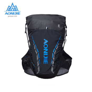 18L Outdoor Hydration Bag Hiking Backpack Vest Professional Marathon Running Backpack romix rh30 18l foldable polyester outdoor backpack bag