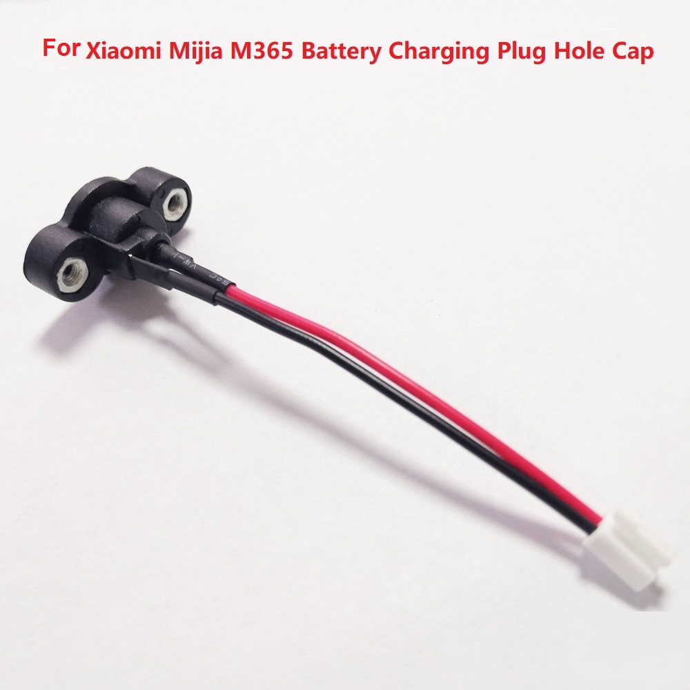 Battery Charging Interface Hole Cap For Xiaomi Mijia M365 Electric Scooter Parts