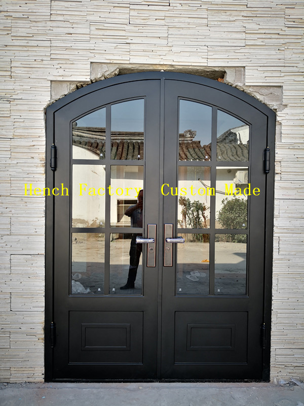 Shanghai Hench Brand China Factory 100% Custom Made Sale Australia Metal Security Door Gate