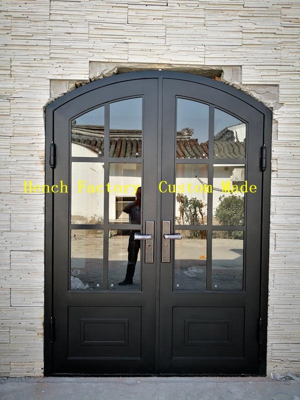 Shanghai Hench Brand China Factory 100% Custom Made Sale Australia Metal Security Door Gate