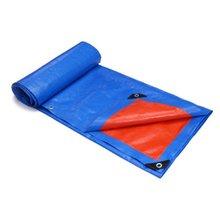 Полиэтиленовый PE брезент автомобилей багаж крышка Холст водонепроницаемый анти старения навес открытый Урожай покрытый брезент