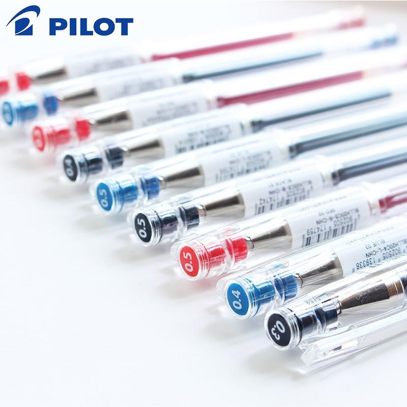 1pc PILOT HI-TEC-C Gel Pen BLLH-20C3 BLLH-20C4 BLLH-20C5 0.3 Mm 0.4 Mm 0.5 Mm 0.25 Mm Financial Pen Japan Writing Supplies