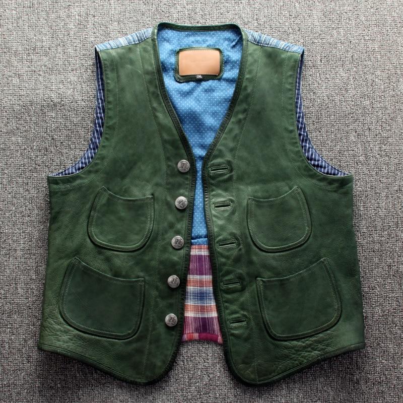 Mens green vintage vests earnforex articles about love