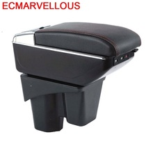 Styling Car Arm Rest Car-styling Upgraded Accessories Decorative Automovil protector Armrest Box 16 17 FOR Honda Gienia