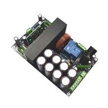 цена на New HIFI High Power IRS2092+IRFB4227 Mono 1000W Digital Power Amplifier Board Class D Stage Power Amplifier Board