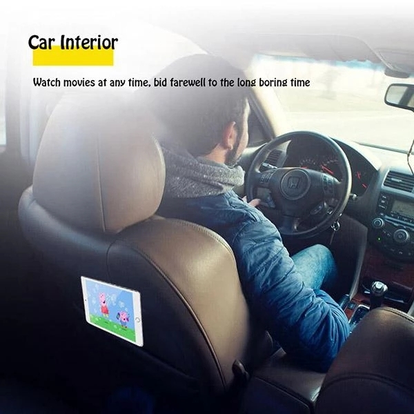 Universal Car Phone Holder Multi-Function Nano Rubber Fixate Gel Pad for Tablet Mobile Phone Stand Wall Desk Sticker Paste Stand