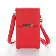 Women PU Wallet Multifunctional All-match Large capacity Portable Change Bag Korean Long Style Phone Bags