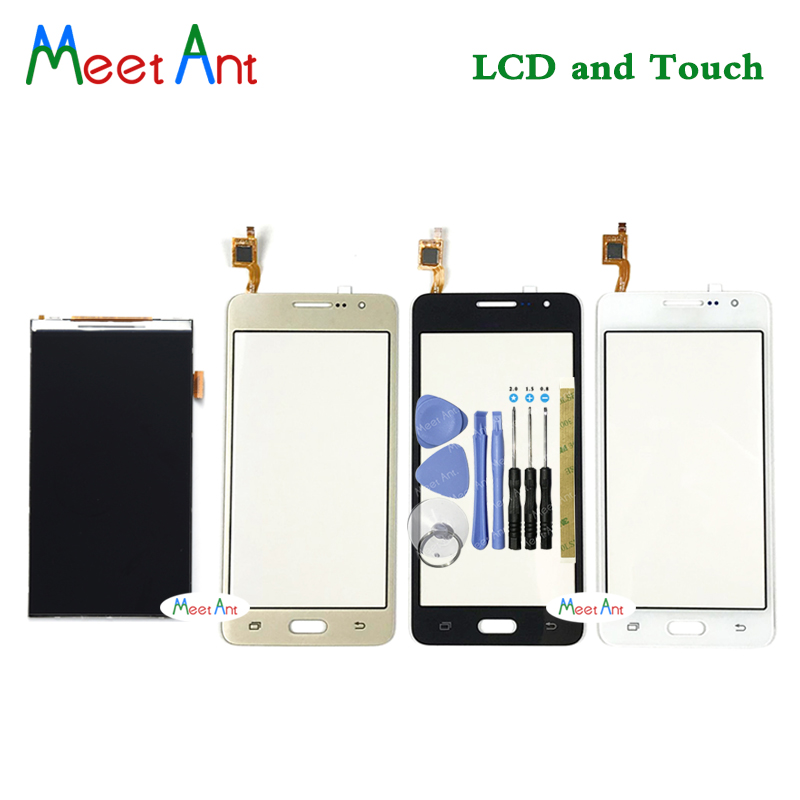 New High Quality 5.0'' For <font><b>Samsung</b></font> Galaxy Grand Prime <font><b>G530</b></font> G531 Lcd <font><b>Display</b></font> With Touch Screen Digitizer Sensor image