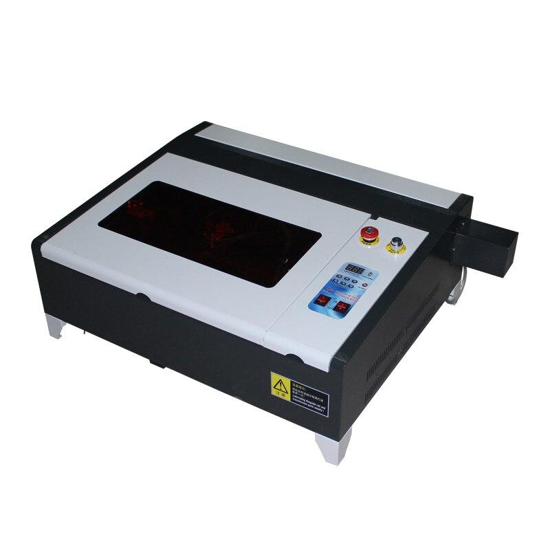 LY 4040 50W laserowa maszyna grawerująca mini pulpit laserowe maszyna do grawerowania 40*40