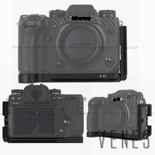 XH1 Phát Hành Nhanh L Plate/Giá Đỡ tay Cầm Hình chữ L cho Fuji Fujifilm X H1 XH1 Đứng Bắn bộ sạc Nhanh Tay