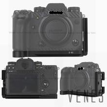 XH1 Quick Release L Plate/Bracket Holder hand Grip L Shaped for Fuji Fujifilm X H1 XH1 Vertical Shoot Quick Release Plate Hand