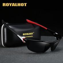 RoyalHot Men Women Polarized Cool Sports Sunglasses Vintage Sun Glasses Retro Eyewear Shades Oculos Male 900216