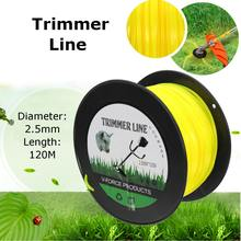 2.5mm x 120m Strimmer Trimmer Line Brushcutter Wire Nylon Cord Mower Rope Tools Kit(China)