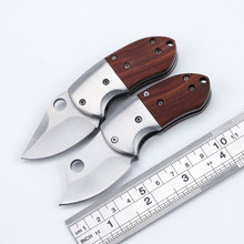 Mini- Mantis Outdoors hunting Knife Fold High Hardness Sharp Jackknife Seek Survival Saber With One Collection Pocket