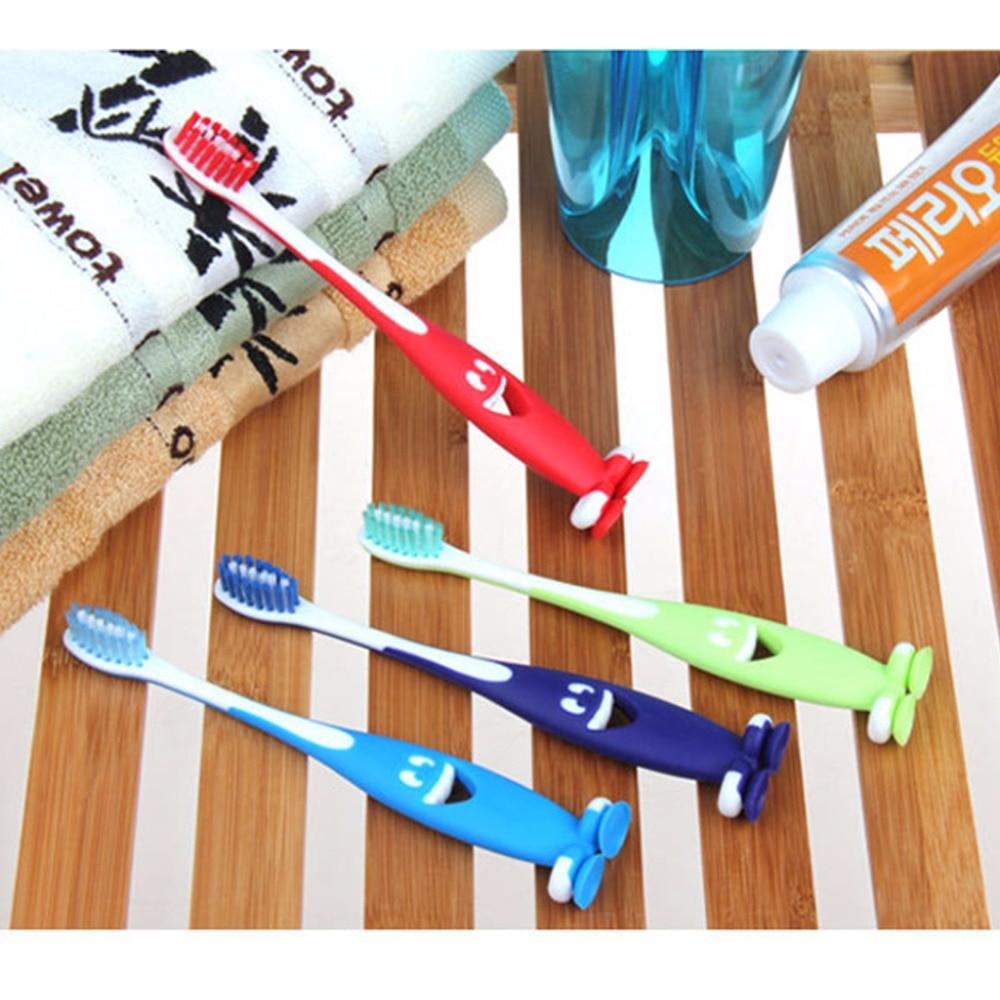 Brosse à dents à poils souples | 3 pièces, nettoyeur de dents souriants, pour bébés enfants en formation dentaire, ensemble de brosses à dents pour enfants