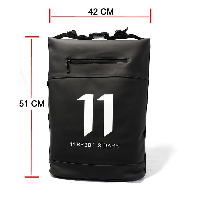 High Fasion Streetwear Backpack  5