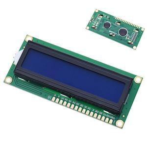 Image 4 - LCD module Blue Green  screen IIC/I2C 1602 for arduino 1602 LCD UNO r3 mega2560 LCD1602