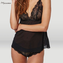 Missomo 2019 New Fashion Women Solid Color Sexy Bud Silk Yarn Comfortable Ultra-Thin Underwear For