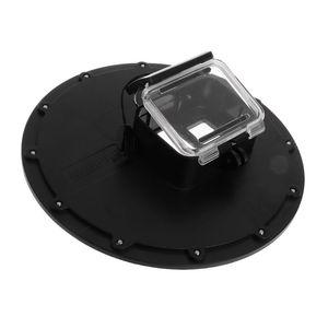 Image 4 - 1 セット新ダイビングドームポート防水移動プロヒーロー 5/6/7 カメラトリガ