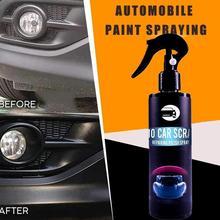 120ML Crystal Ceramic Car Coating Paint Care Nano Hydrophobic High Gloss Shine Waterproof Liquid Wholesale Coating Wax Poli M8F5