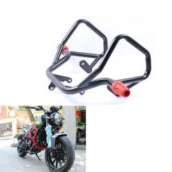 Barres de pare-choc pour moto, protection de Cage pour cascade pour Benelli Leoncino 250 Leoncino250