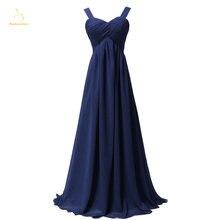 Женское длинное шифоновое платье bealegantom простое на шнуровке