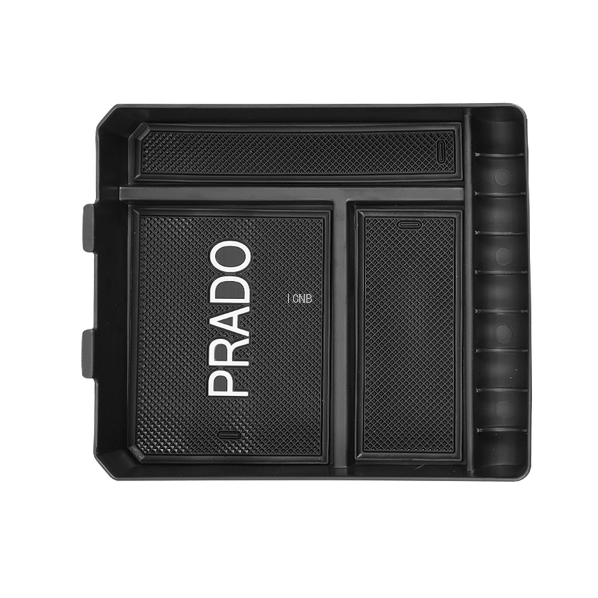 For <font><b>Toyota</b></font> Land Cruiser Prado <font><b>120</b></font> 2003-2009 Without A Refrigerator 150 2010-2019 with The Refrigerator Armrest box storage box image