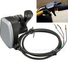 12v24v36v48v60v E-Bike Motorcycle Handlebar Hall Speeder Elderly Scooter Dip Speed Governing(China)