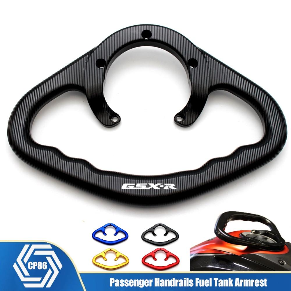 Для SUZUKI GSXR 600 750 1000 1300 Hayabusa 2000-2019 CNC мотоциклетные пассажирские рукоятки ручной захват бак захват ручки