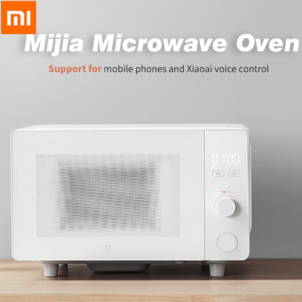 700W Smart Microwave Oven 20L Capacity Stereo Uniform Speed Hot Classification Professional Thawing App Control