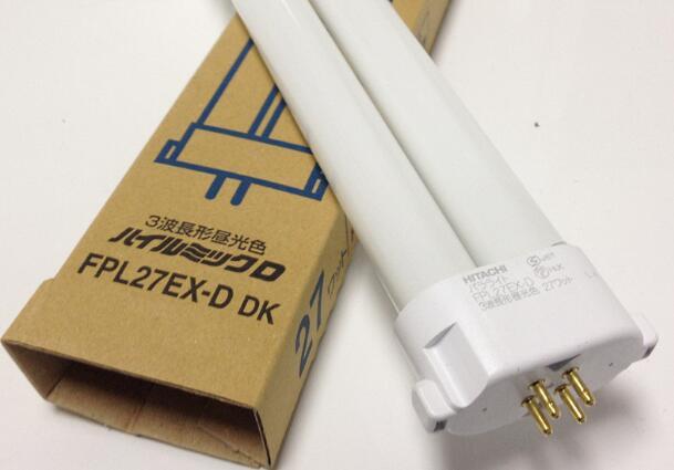 For Hitachi FPL27EX-D DK 27W 6700K Compact Fluorescent Lamp Light Long Bulb