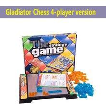 2021 jogo de estratégia blokus jogo de tabuleiro educativo toyssquares jogo fácil de jogar para crianças série indoor jogos festa presente criança
