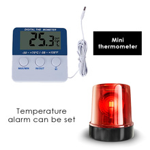 Thermometer-Sensor Alarm Refrigerator Display Digital Outdoor for Factory-Fishbowl And