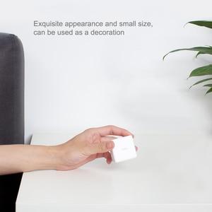 Image 4 - Aqara 매직 큐브 컨트롤러 Zigbee 버전은 스마트 홈 장치 TV 스마트 소켓을위한 전화 app로 6 가지 동작을 제어했습니다.