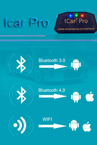 Image 5 - VGATE ICAR PRO WIFI 4.0 OBD2 Car Scan Tool IOS Android For Bimmercode